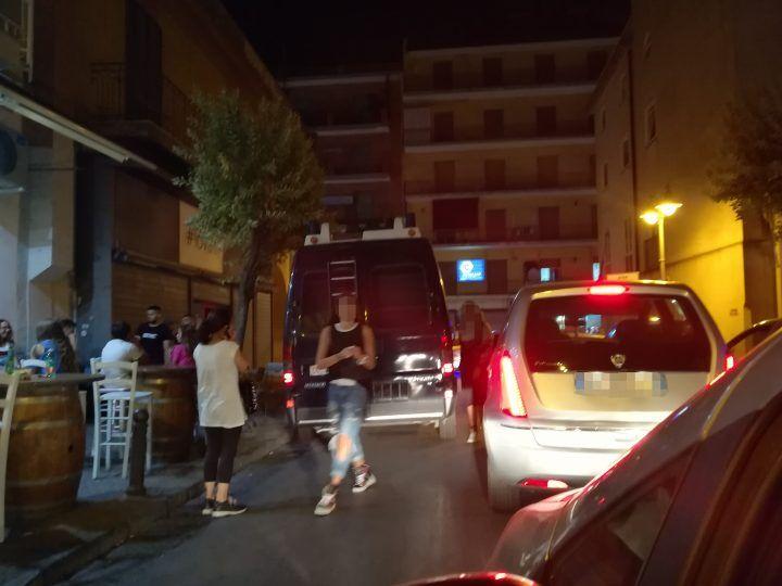 Giugliano, controlli dei Carabinieri nel centro storico