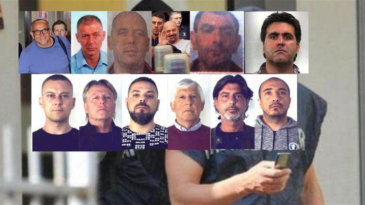 Clan Polverino, 329 anni di carcere: tutte le condanne