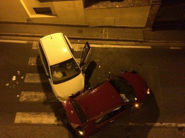 Violenza ad Aversa, il figlio del boss fa incidente e accoltella l'altro automobilista