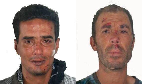 Aversa, tentano di rapinare donna incinta e vengono linciati dalla folla: arrestati