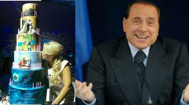 """È """"made in Giugliano"""" il regalo di Berlusconi alla sua Francesca"""
