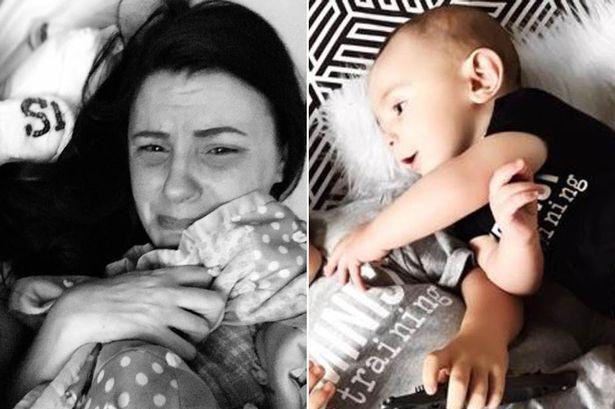 Mamma si addormenta con il suo bimbo: al risveglio fa una scoperta atroce