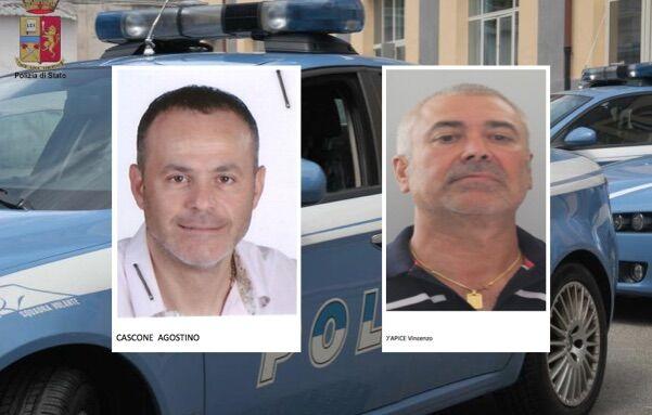 Castellammare, assunzioni imposte a noto imprenditore: due arresti nel clan Cesarano