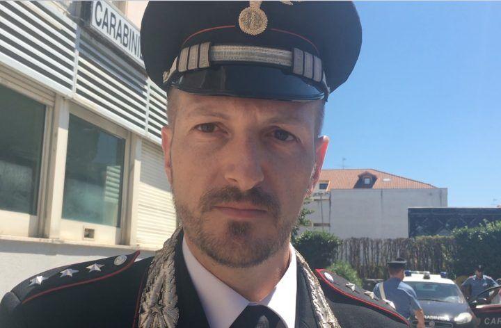 """Presa banda della spaccata, il capitano De Lise: """"Eravamo sulle loro tracce"""""""