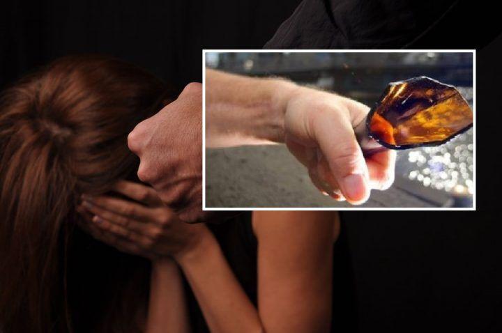 Vitulazio, marito ubriaco rompe bottiglia di vetro in testa alla moglie