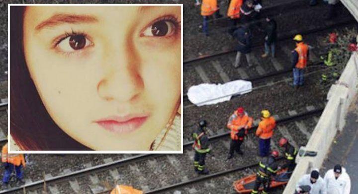 Recale, tranciata dal treno in corsa: ecco com'è morta Federica Russo