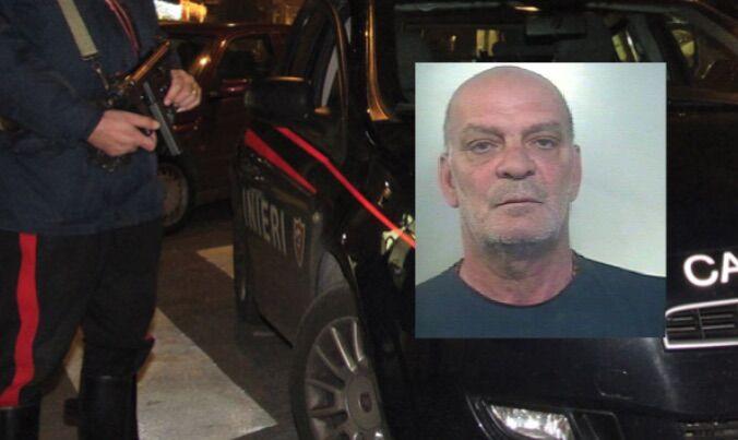 Macerata Campania, arrestato Francesco Mastroianni: incastrato dalle intercettazioni in carcere con la moglie