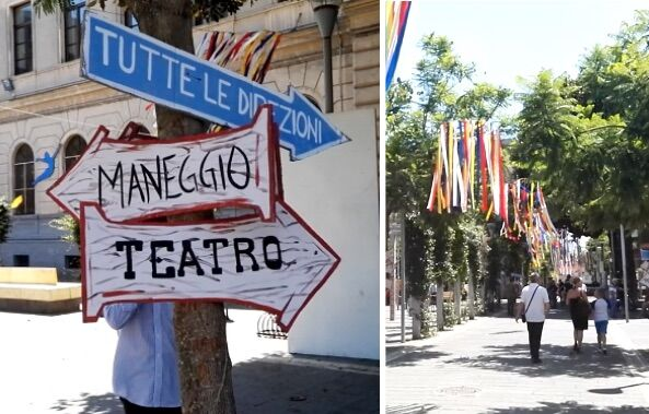 Giugliano, Gaos al centro storico: questa sera musica, food e arte di strada in piazza Gramsci