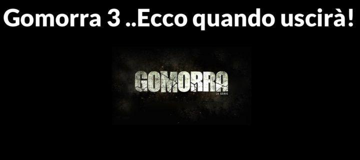 Gomorra 3, Genny Savastano annuncia quando andrà in onda