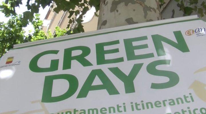 Green Days, appuntamento in via Scarlatti