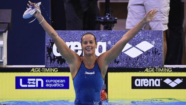 Federica Pellegrini, l'impresa ai mondiali di Budapest: oro nei 200