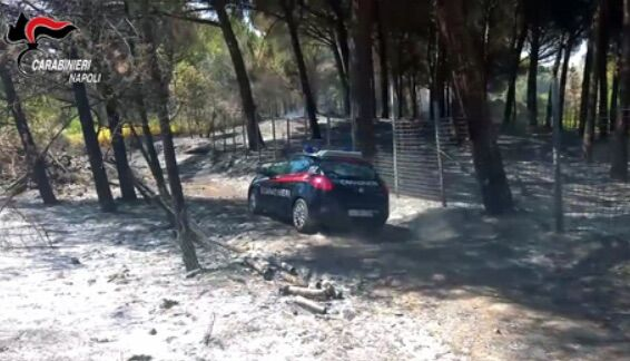 Disastro ambientale sul Vesuvio, denunciati 3 uomini