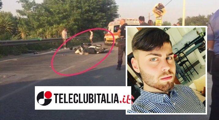 Giugliano, tragico incidente in via Ripuaria: Pasquale Esposito muore a 19 anni