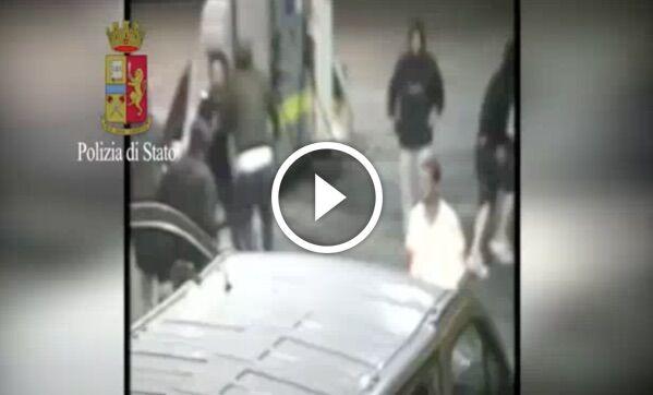 Tifosi juventini picchiati e derubati, arrestati altri 4 ultras del Napoli. VIDEO