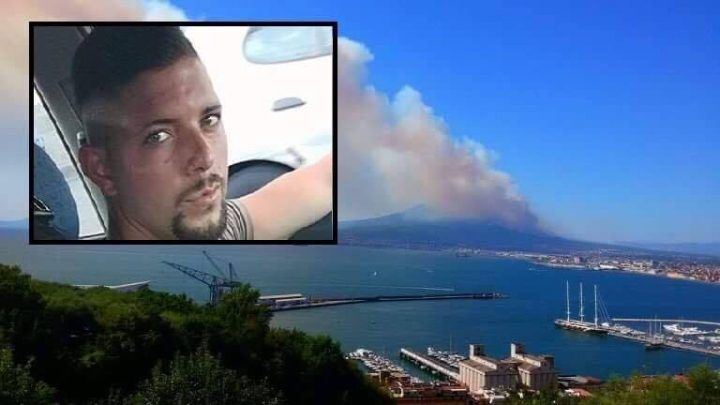 Leonardo, macellaio con la passione per il fuoco: ecco chi è il piromane del Vesuvio