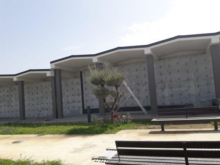 Svolta per il cimitero di Mugnano-Calvizzano: domani il taglio del nastro di 624 nuovi loculi
