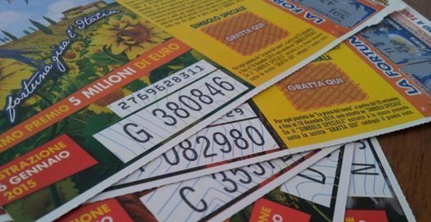 Lotteria, venduto biglietto da 2 milioni di euro nel Casertano: nessuno lo incassa