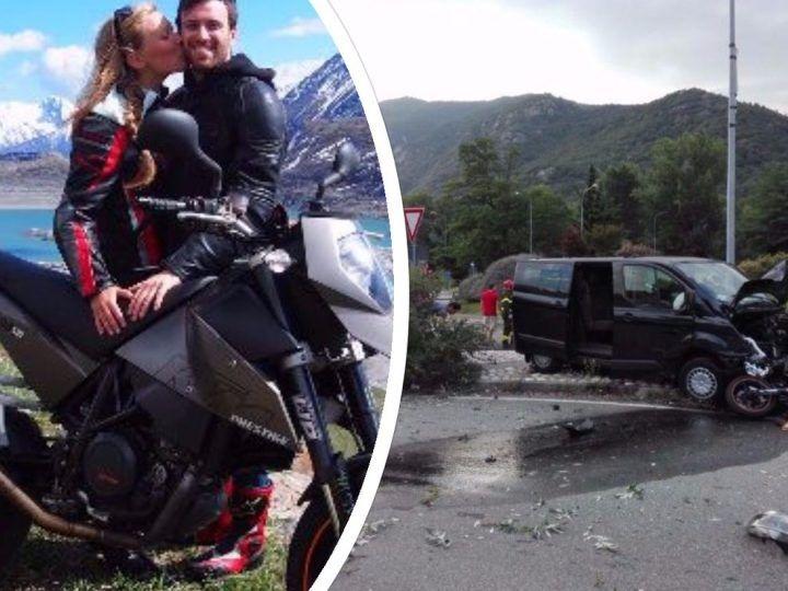 Follia in Val di Susa, litiga con una coppia: lui li insegue e li investe. Morta 27enne