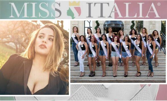 Miss Italia, Valentina Granata in semifinale: una bellezza curvy di Villaricca