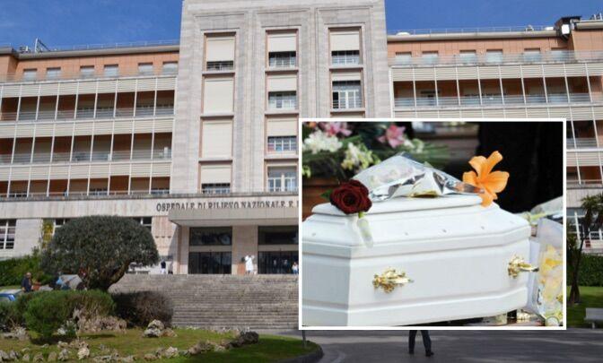 Tragedia al Monaldi, neonata di Castellammare muore otto ore dopo la nascita