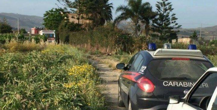 Caserta, 68enne trovato morto in campagna: non chiara la dinamica