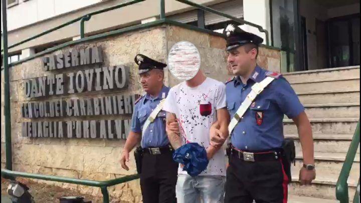 Incendio sul Vesuvio, arrestato 24enne di Torre del Greco
