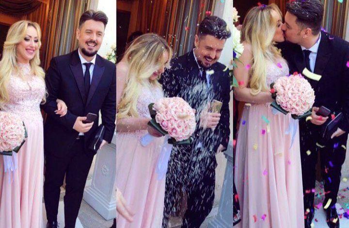 Napoli, Raffaello convola a nozze: il re dei neomelodici ha detto sì alla sua Carmen. VIDEO