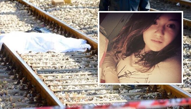 Recale, travolta da treno, muore 14enne. Forse distratta dalla musica