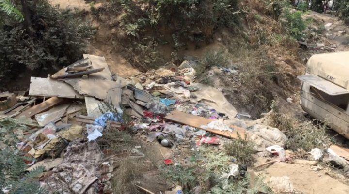 Disastro ambientale al campo rom tra Giugliano e Qualiano, intervento di carabinieri e Arpac