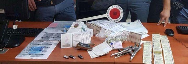 Napoli, perquisizione e arresto nel rione Sanità: ecco cosa hanno trovato i poliziotti