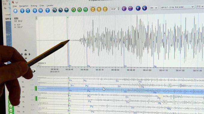 Terremoto al Sud, scossa avvertita dalla popolazione