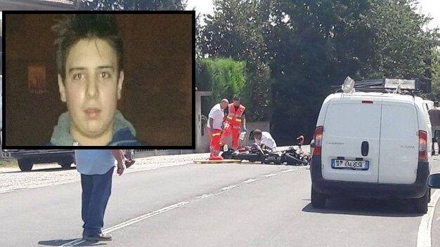 Si schianta con la moto: muore studente del Calvi di Finale