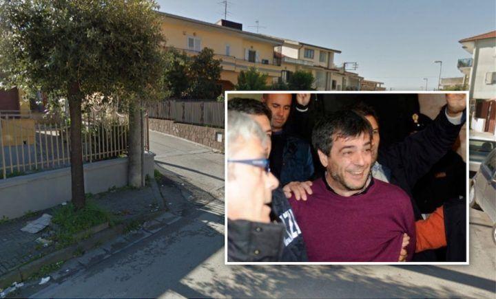 San Cipriano d'Aversa, sequestrata la villa del boss e denunciate sette persone