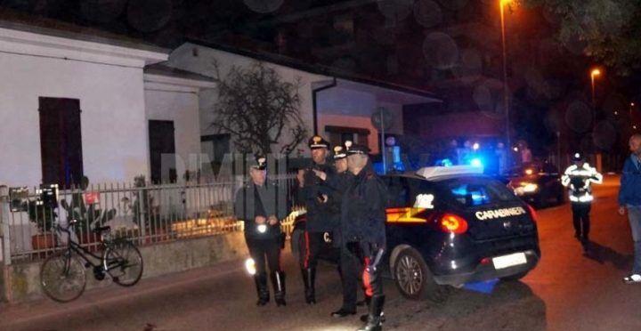 Villa Literno, far west in strada: sparatoria tra gruppi di giovani per motivi di viabilità
