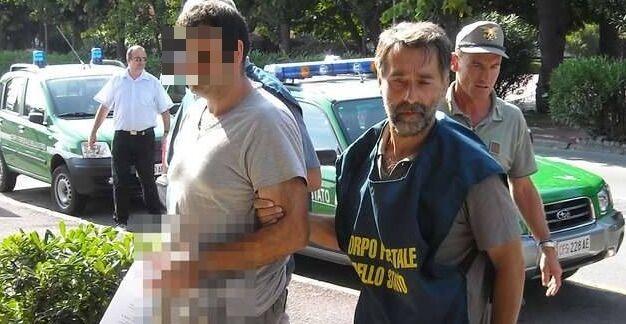 Inferno di fuoco sul Vesuvio, arrestato il responsabile: è Leonardo Orsino