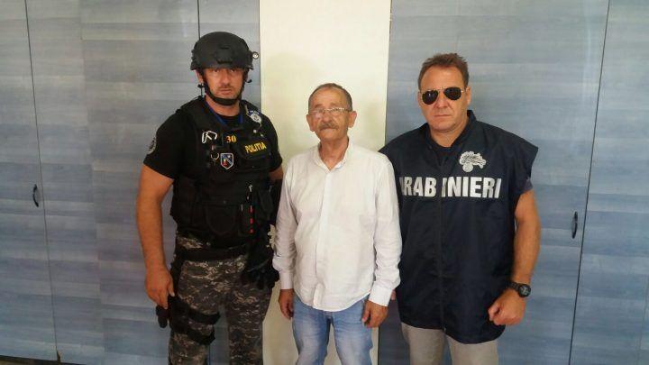 Preso il ragioniere della camorra: latitante dal 2009, si nascondeva in Romania