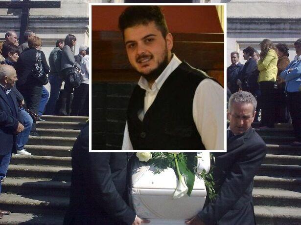 Litorale Domizio sotto shock: Giovanni Freda muore a 24 anni