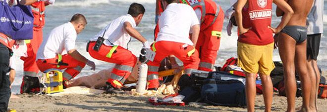 Tragedia in Costiera, donna muore in mare