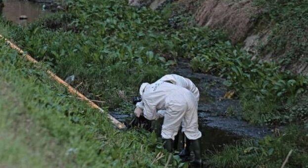 Trovato cadavere in un fossato della Domitiana, è un 49enne napoletano