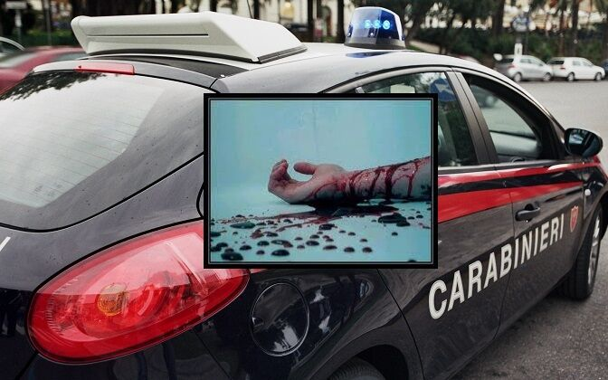 Shock a Santa Maria Capua Vetere: ventenne trovato con ferite da taglio