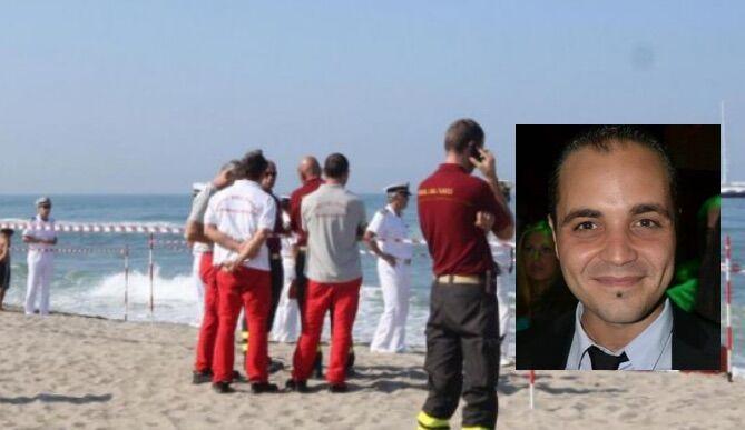 Travolto dalle onde a Sorrento, la vittima è l'ex consigliere comunale Navarro
