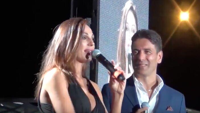 Anna Tatangelo in crisi con Gigi D'Alessio ... l'uomo della mia vita