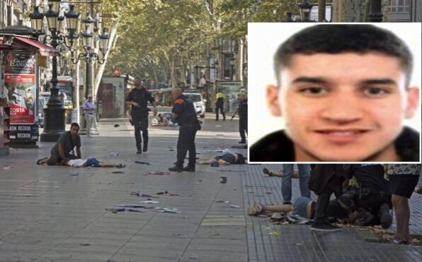 Attentato a Barcellona, arrestato il killer fuggitivo