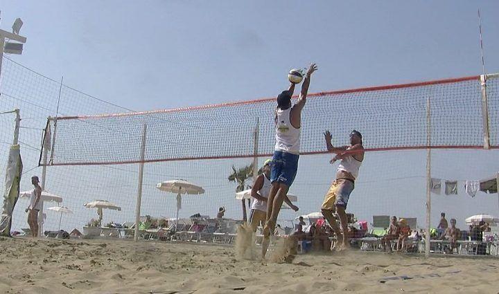 Licola, al Key beach le finali del torneo federale di beach volley: oggi diretta su TeleClubItalia