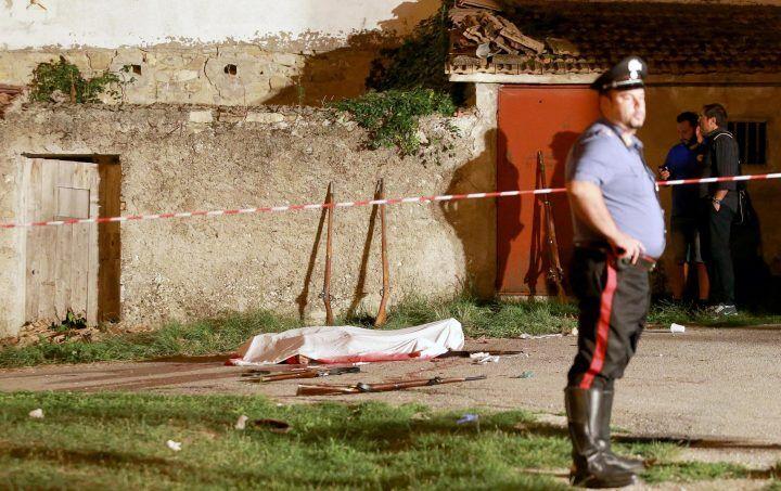 Giallo a Cesa, ritrovato corpo di un uomo senza vita