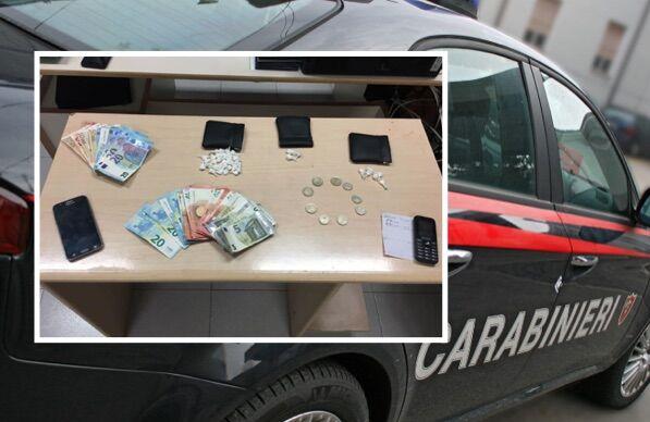 Giugliano, dosi e soldi in auto: arrestato 40enne. NOME