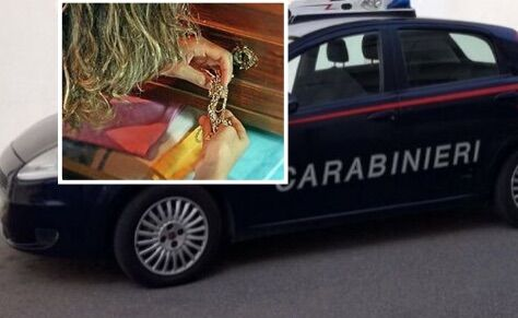 Sant'Antimo, aveva rubato gioielli in un appartamento: condannata ai domiciliari