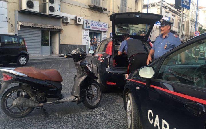 Alto Impatto dei carabinieri tra Giugliano e Marano: 6 arresti. Task force per gli scooter