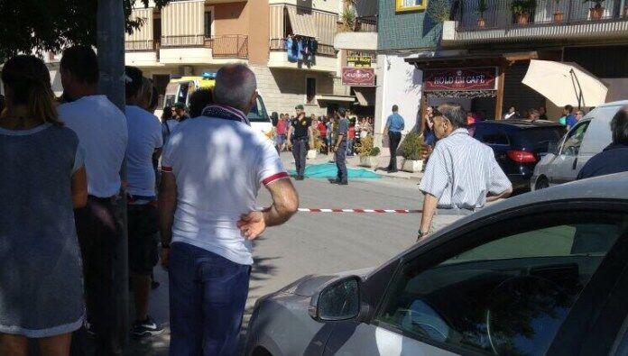 Omicidio a Cerignola: uomo ucciso a colpi di pistola