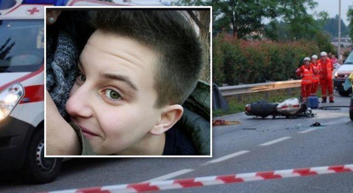 Torino, la mamma lo ritrova svenuto dopo incidente: Daniel Lattanzio muore a 16 anni